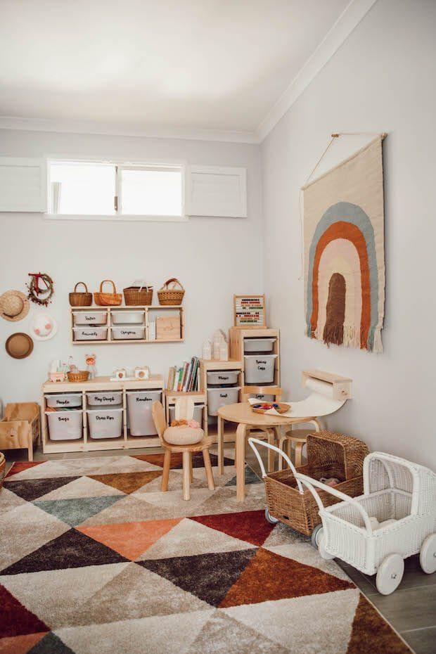 La casa en orden: dormitorios infantiles