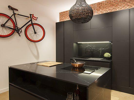 Proyecto de interiorismo y decoración Nouvelle Cuisine Studio Dimeni-on 0