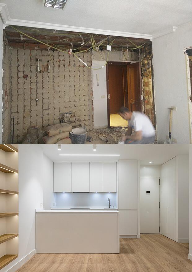 Consejos para reformar casas