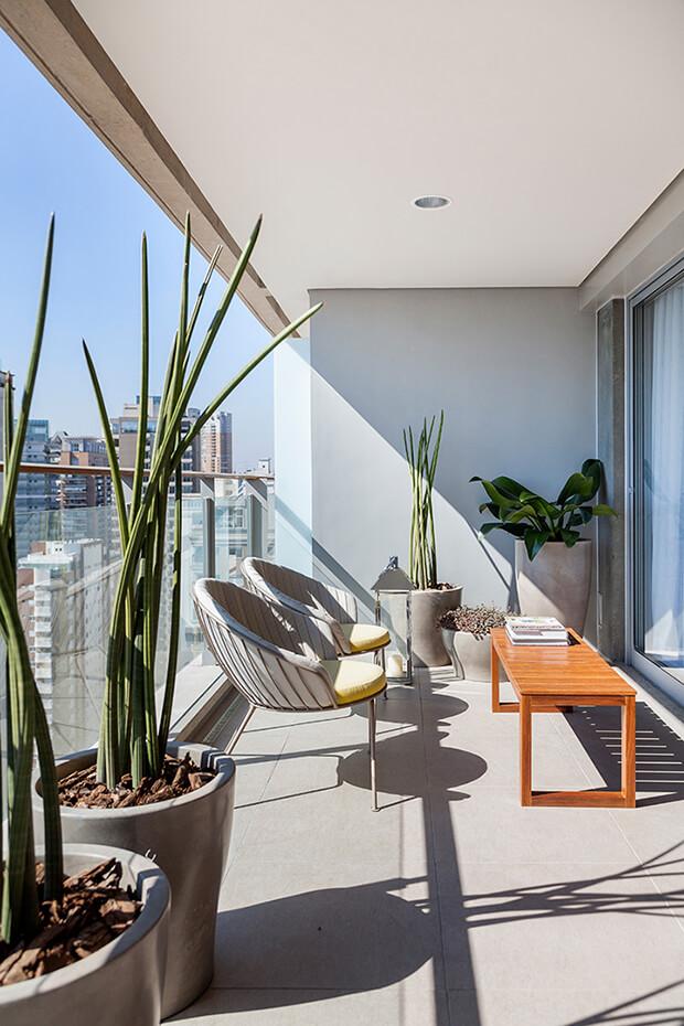 Consejos para cambiar el aspecto de la terraza: banco de obra