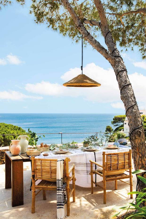 Tips para cambiar el aspecto de la terraza: barandilla de cristal