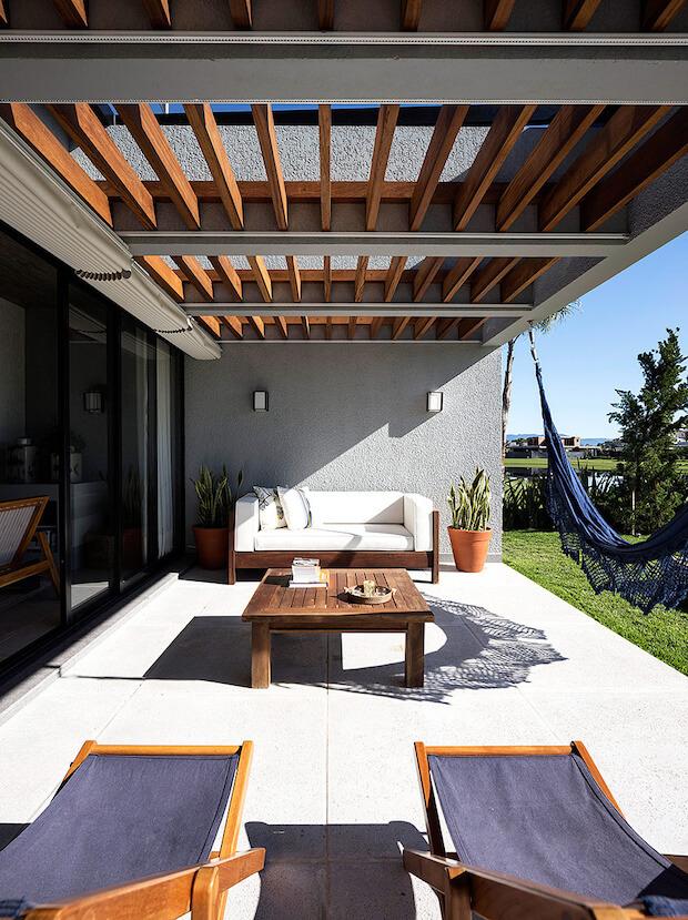 Cómo aprovechar al máximo la terraza: pérgolas