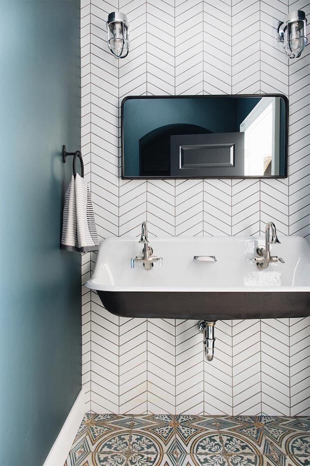 Cambiar el lavabo del cuarto de baño