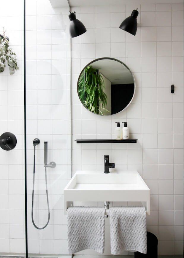 Cambiar apliques de baño