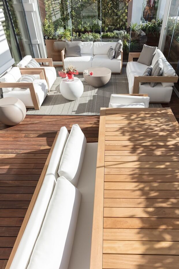 Sacar el máximo partido a tu terraza con poca reforma