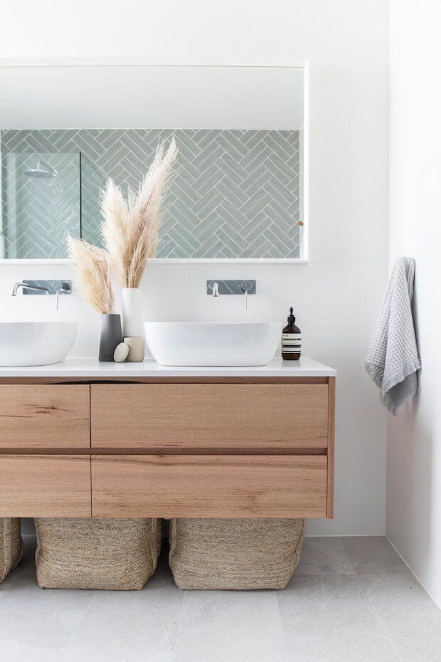 Como organizar el baño: orden y almacenaje