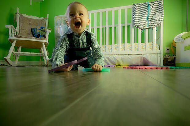 Consejos para la decoración del nuevo bebé: mecedora o silla extensible