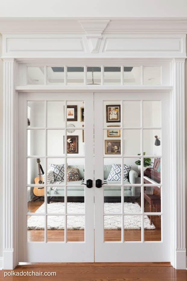Consejos para mantener tu casa fresca: puertas cerradas