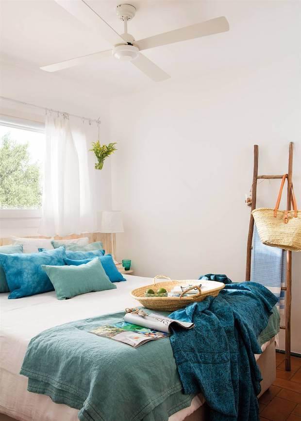 Ventiladores de techo para mantener tu casa fresca