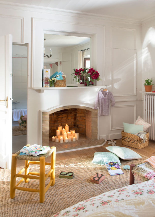 Iluminación: un de las cosas que puedes cambiar en la decoración del hogar tras las vacaciones