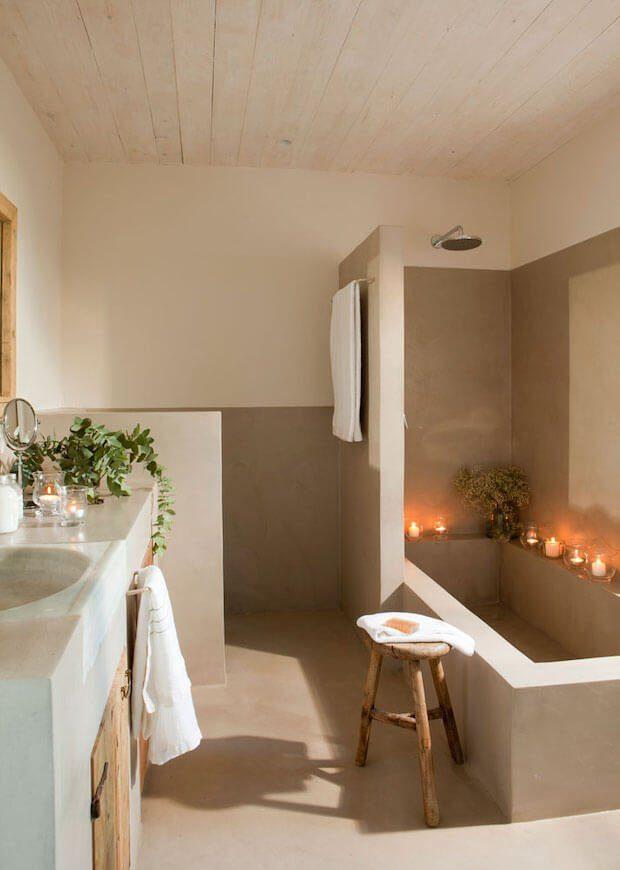 Combate las depresión postvacacional decorando tu hogar con sencillso trucos