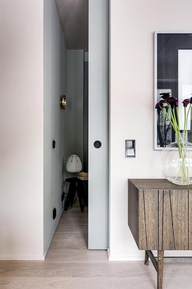 Tips para la reforma de casa pequeñas: puertas correderas