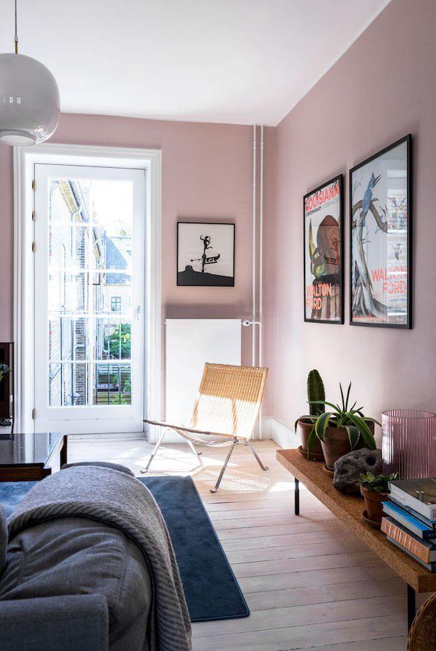 Pintar tu casa tras las vacaciones ayuda a dar una vuelta a tu hogar