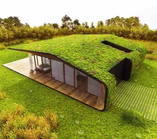 ¿Qué es una casa sostenible?