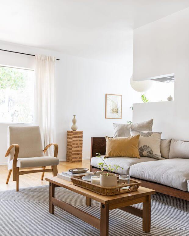 Tipos de cortinas y telas: visillos