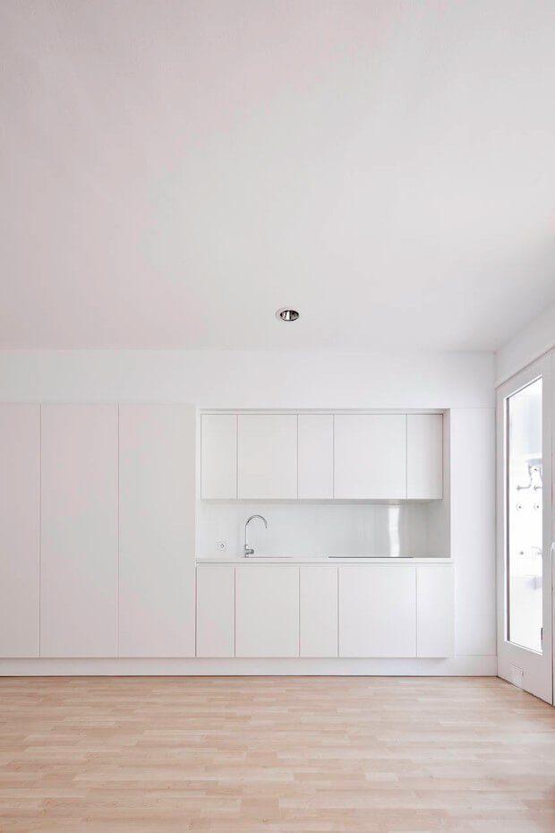 Casas minimalistas contemporáneas