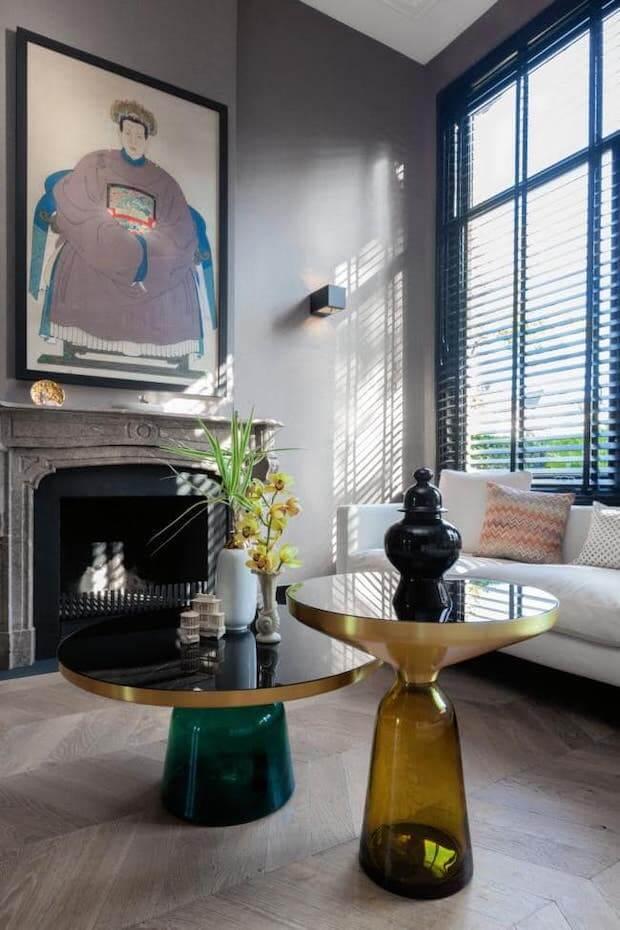Tipos de cortinas para ventanas sin persianas: venecianas