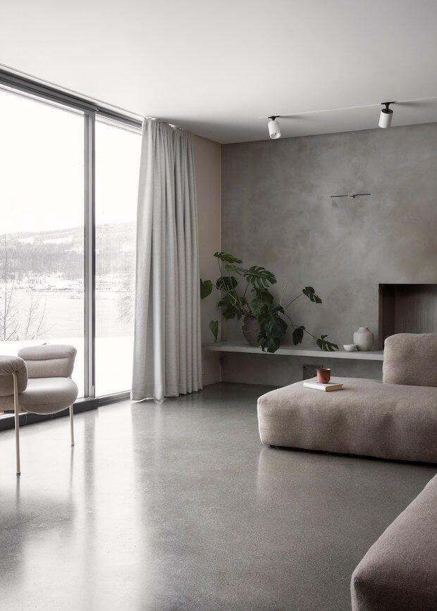 Cómo decorar una casa minimalista