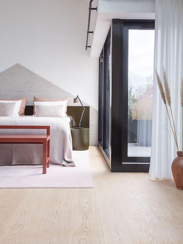 Tipos de cortinas para dormitorio