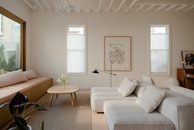Cómo debe ser una casa minimalista