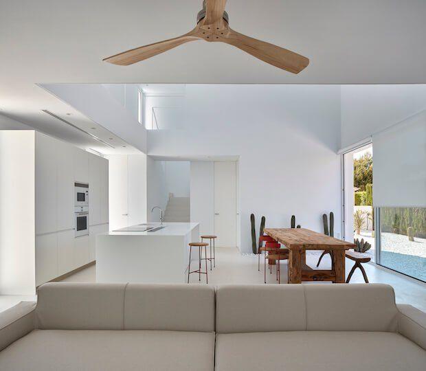 Cómo amueblar una casa minimalista