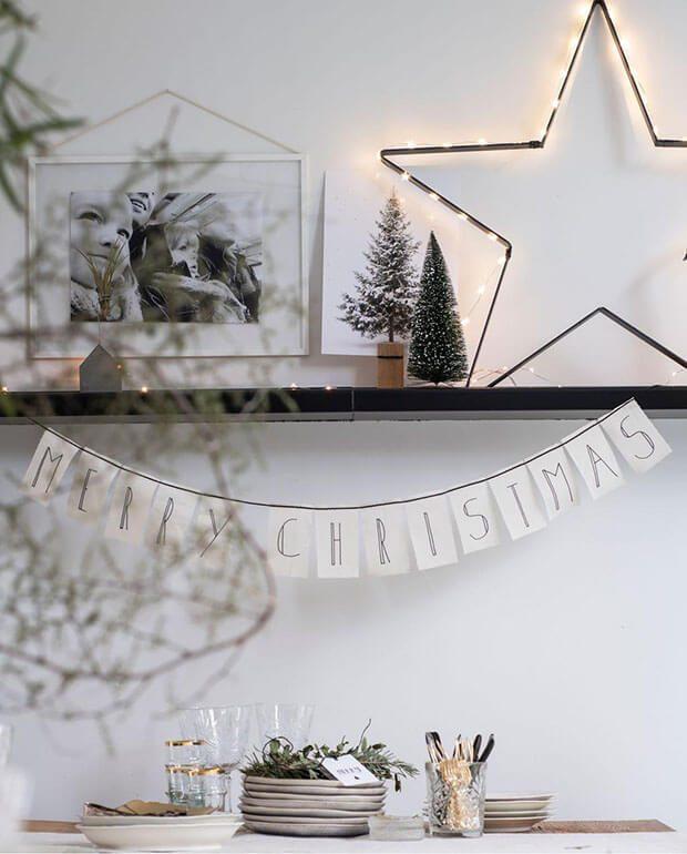 Consejos deco Navidad para viviendas de inquilinos nómadas