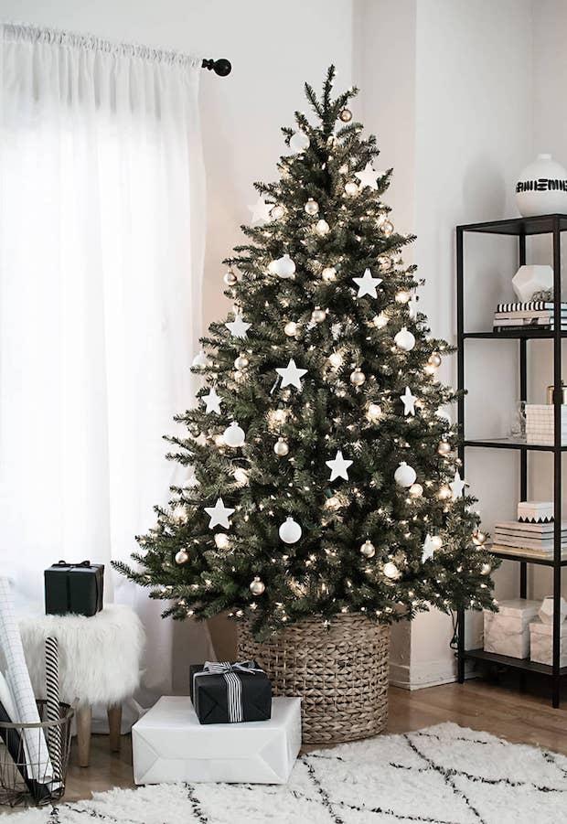 Ideas parad decorar arboles de Navidad de tendencia en 2019