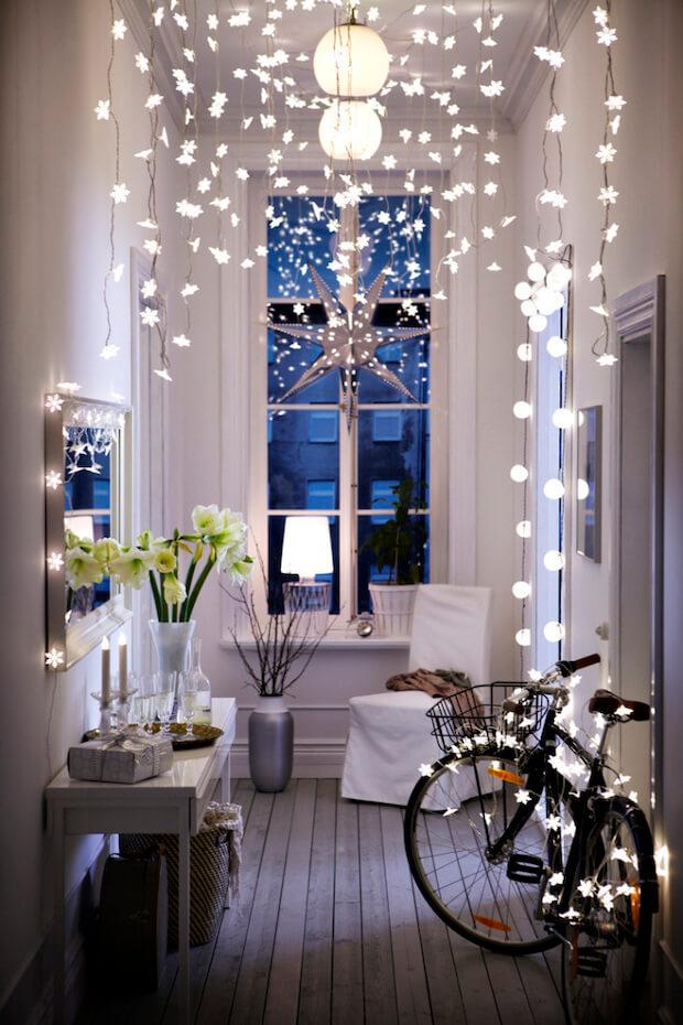 Tendencias deco Navidad 2019: luces e iluminación