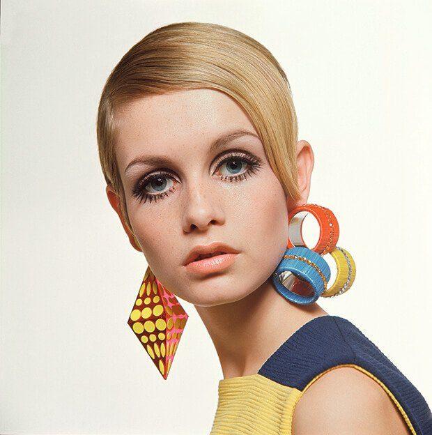 De como la moda influyó en la decoración de interiores de los años 60