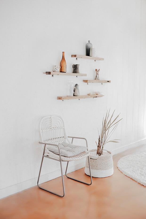 Ideas de decoración barata con muebles