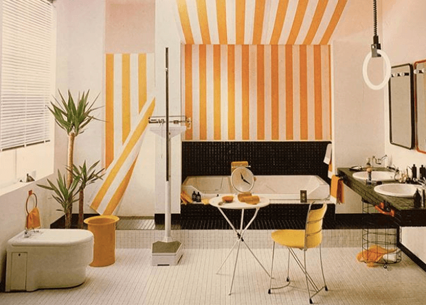 The 80s Interior Instagram