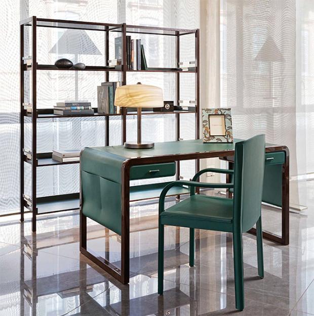 Las sofisticación de Armani en la moda también en el interiorismode Ar