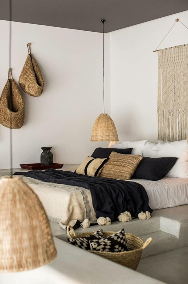 Yute: decoración con fibras naturales