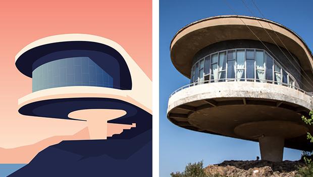 Ilustraciones de arquitectura