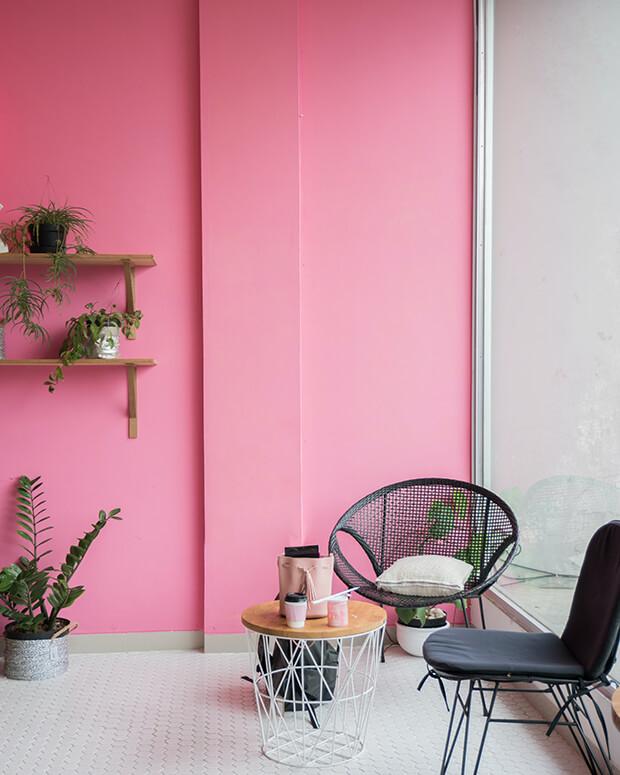 Colores de moda para pintar las paredes de casa