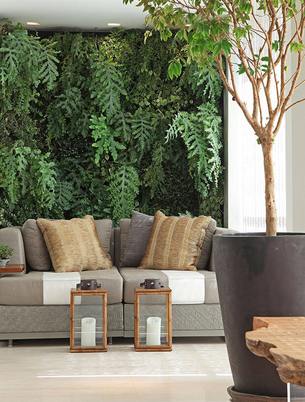 Decorar con plantas es una de las tendencias en decoración 2020