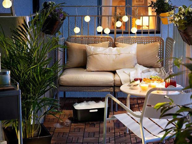 Tendencias en mobiliario de exterior para decorar terrazas verano 2020