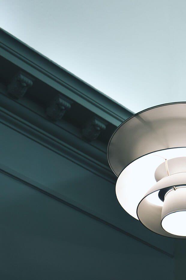 Iluminación y estilo transicional