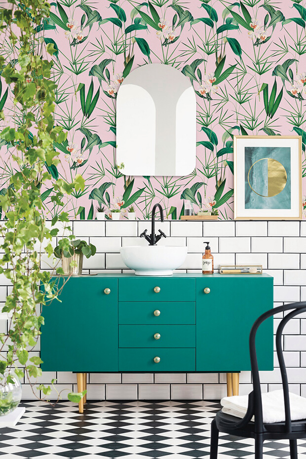 Tendencias decoración verano 2020 estampados