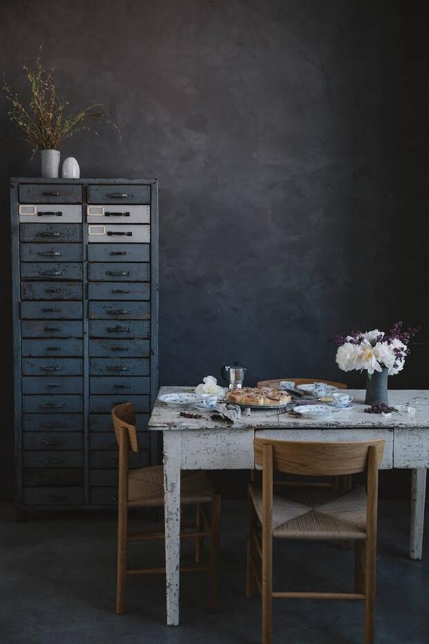 Importancia del mobilairio en la decoración Wabi Sabi