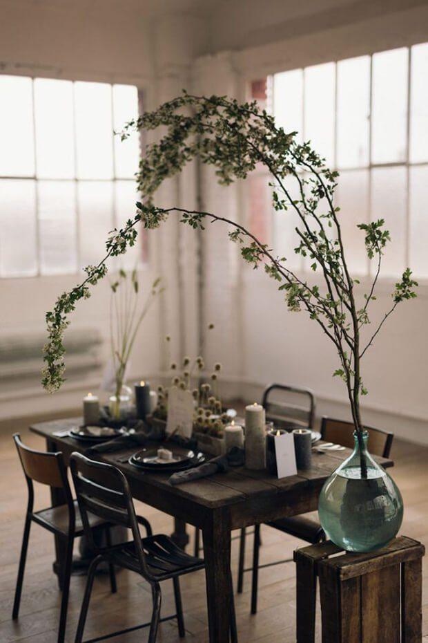 Los muebles en el interiorismo Wabi Sabi