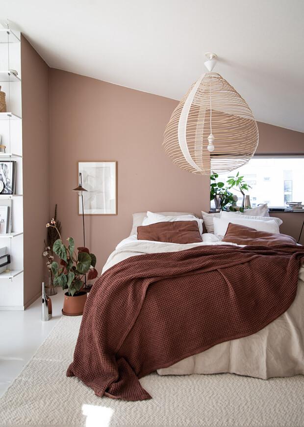 Dormitorios estilo Scandifornian