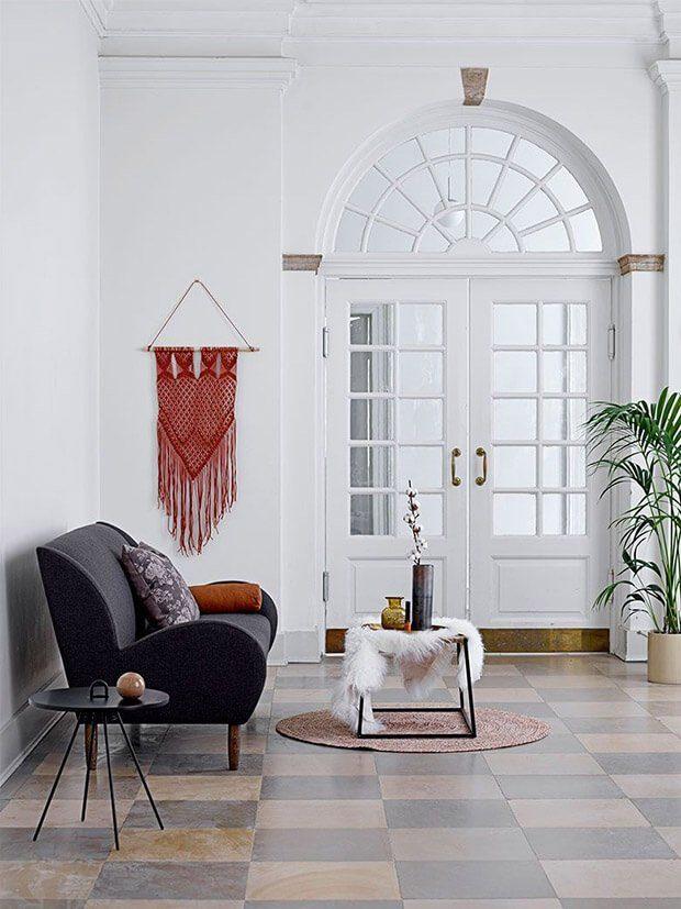 Puertas de interior clásicas