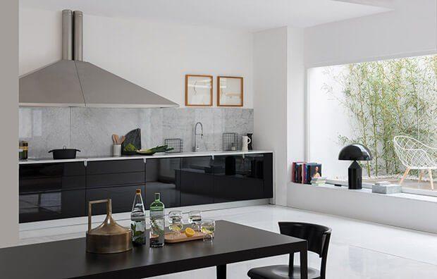 Cocinas modernas de diseño