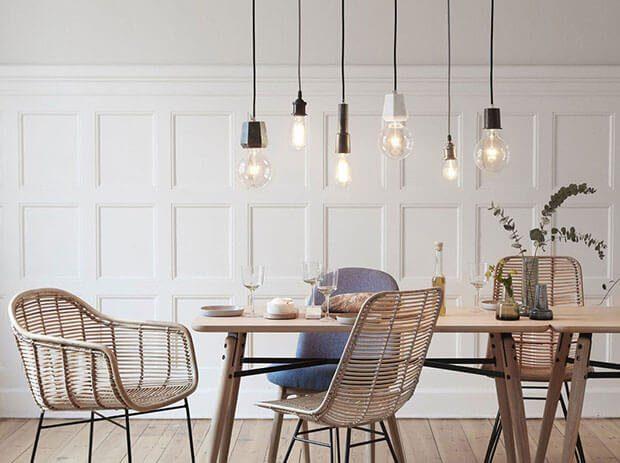 Iluminación artificial para mantener tu casa caliente en invierno