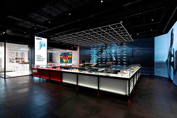 Nuevos materiales en el diseño de locales de retail frente al Covid