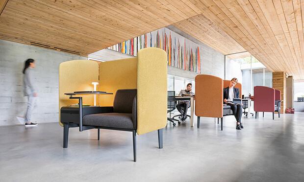 Diseño de oficinas en la era del Coronavirus