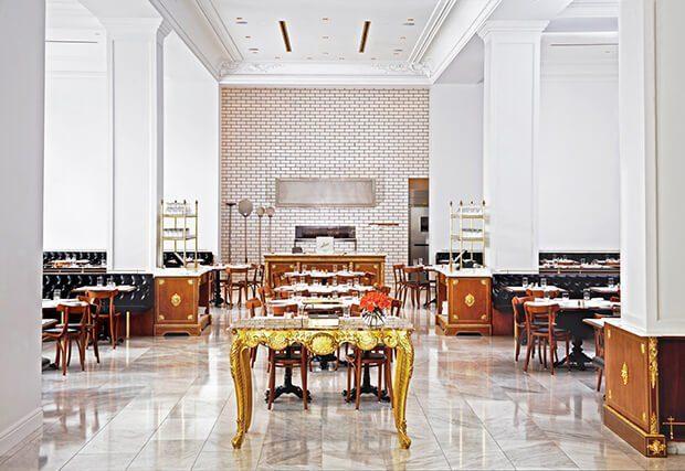 Diseño de restaurantes y Covid