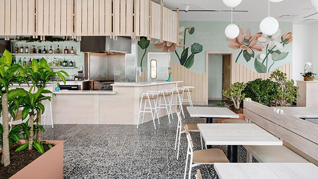 La importancia de los materiales en la higiene en el diseño de los nuevos restaurantes en la era Covid