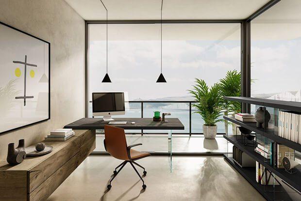 Diseño interior de oficinas en tiempos del Coronavirus